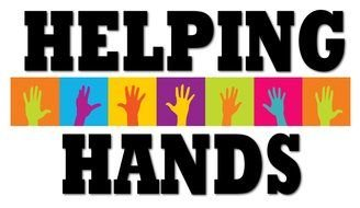 clipart of the helping hands