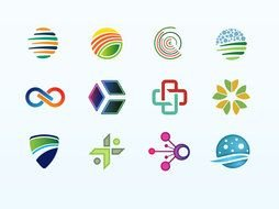 clipart of the logos