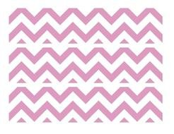 Beautiful white and pink stripes clipart