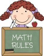 Funny math clipart