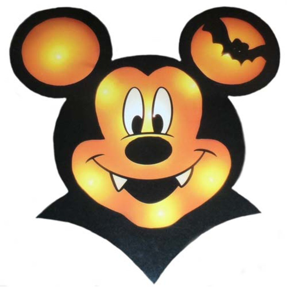 Your Wdw Store Disney Halloween Decoration Mickey Mouse