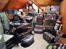 storage of luggage