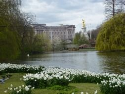 charmingly beautiful london park