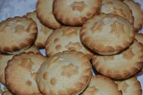 mince pie for christmas