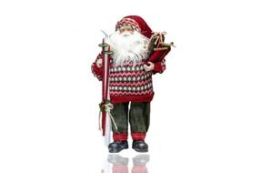 santa toy christmas claus doll