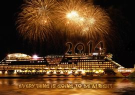 aida cruise 2014 everything is going to be alright