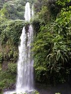 rinjani waterfall