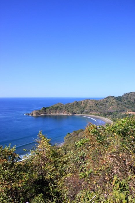 Coast in Costa Rica