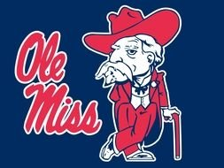 Colonel Reb, former official mascot of Ole Miss Rebels