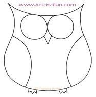 Owl Drawings Lessons An Cartoon How clipart