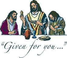 Please Join Us On Maundy Thursday April 17th For A Special Last Supper