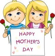 Photos Mothers Day Happy Messages Love clipart