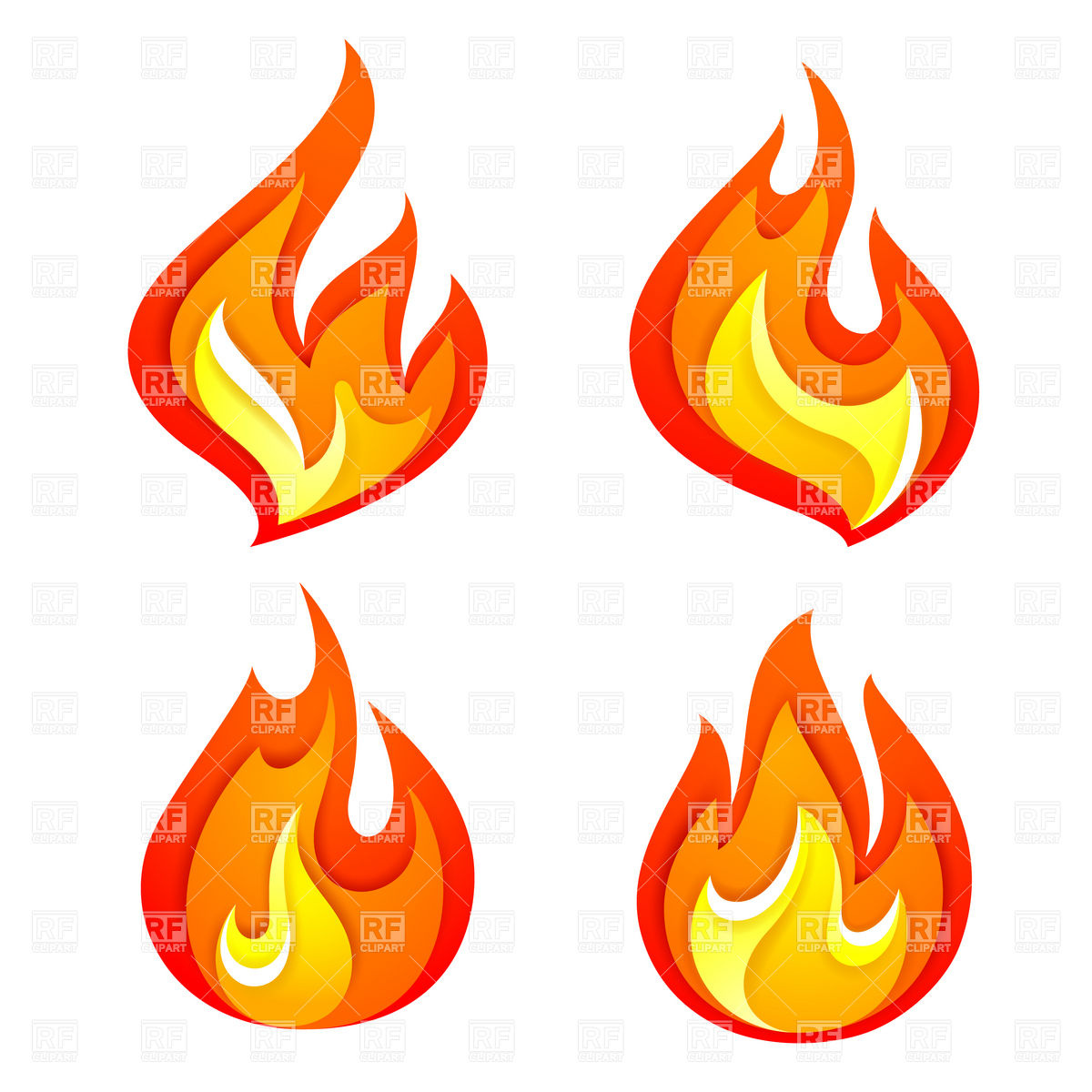 Fire simple. Hot deal icon symbolic
