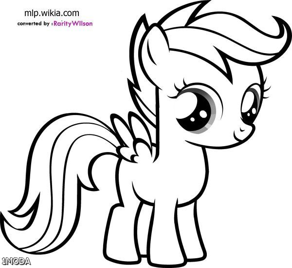 My Little Pony Coloring Pages Princess Celestia Baby 2015 2016 Free Image