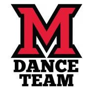 clipart of the Dance Team Logo