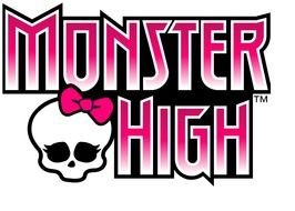 clipart of the Monster High logo
