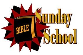 sunday school clipart on transparent background