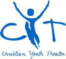 Christian Youth Theater as a picture for clipart
