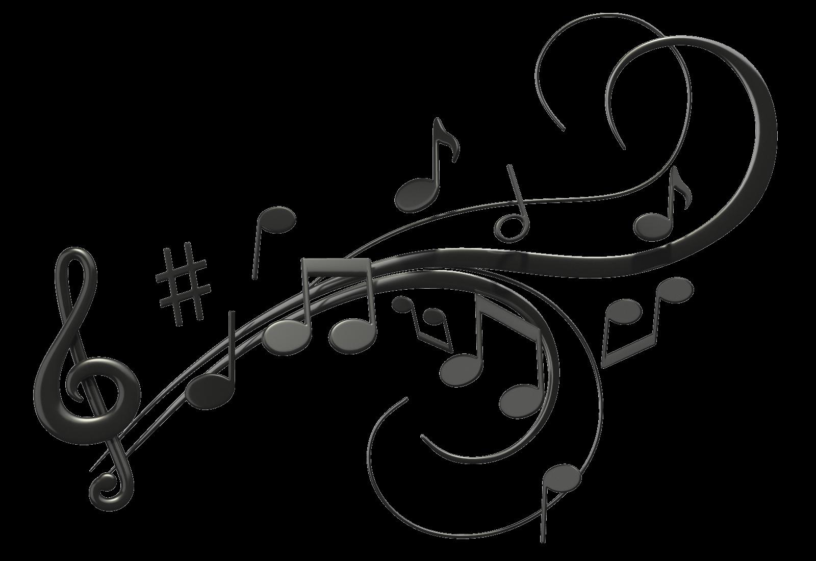 Картинки с скрипичным ключом и нотами