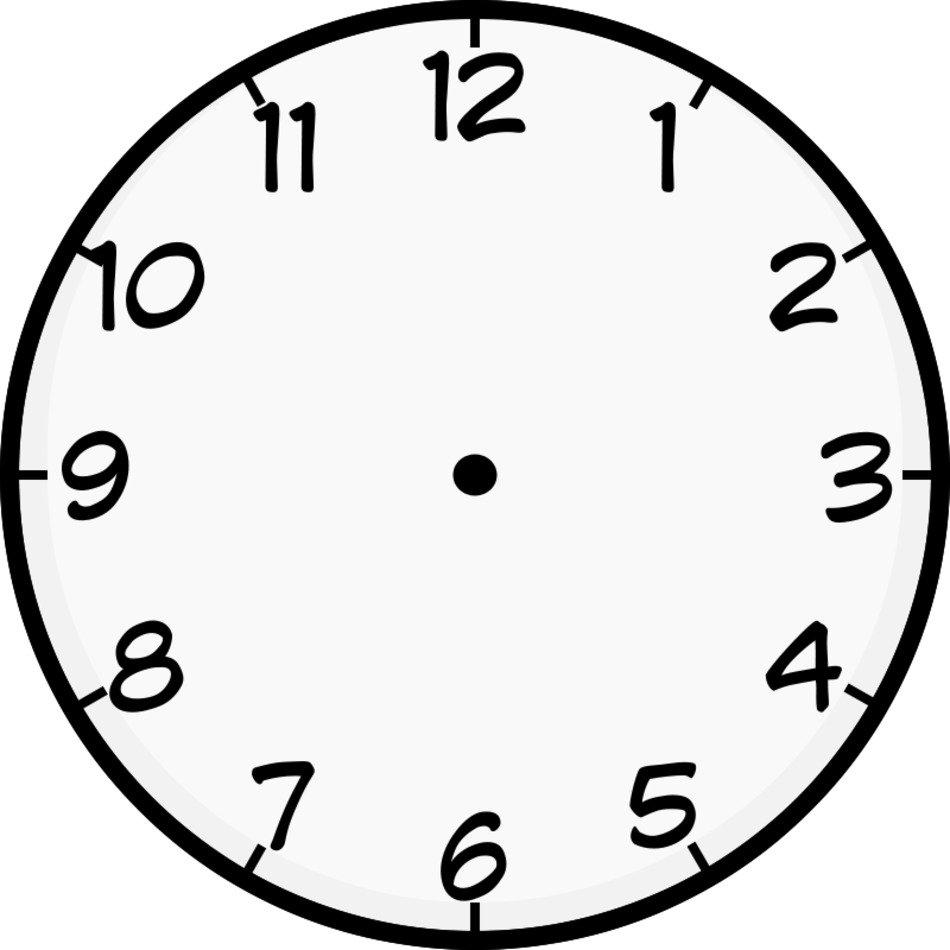 Dibujos de relojes sin manecillas para colorear imagui for Imagenes de relojes