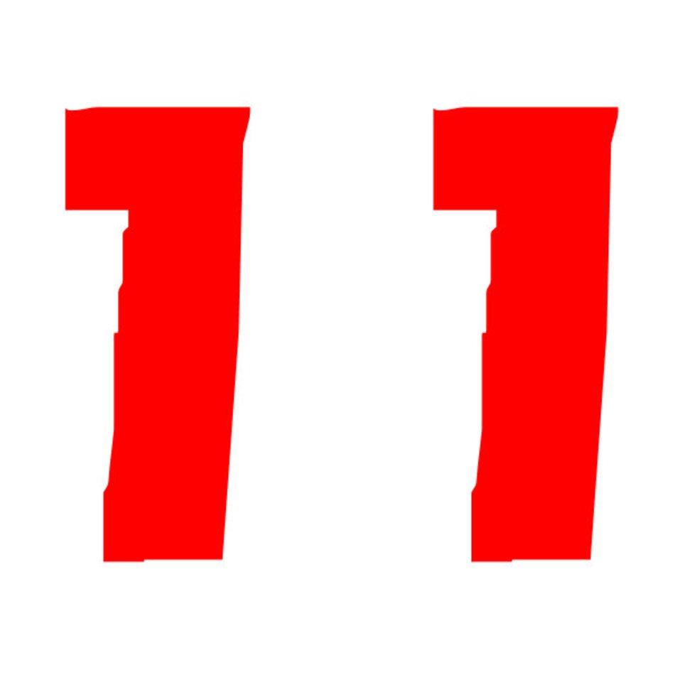 Картинки с числом 11