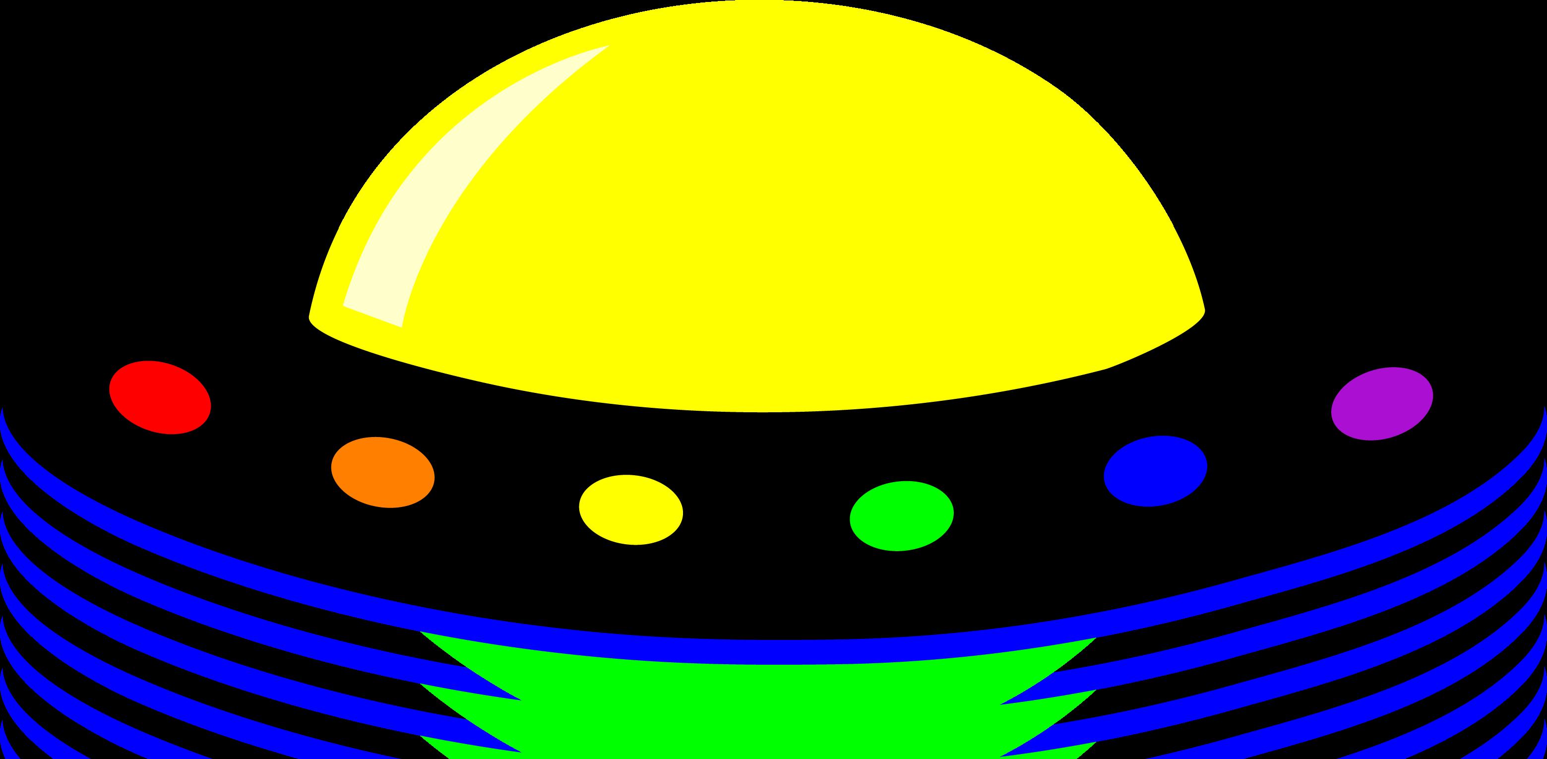 alien spacecraft clipart - HD3119×1530
