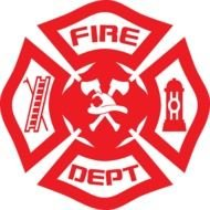 Fire Department Logo drawing