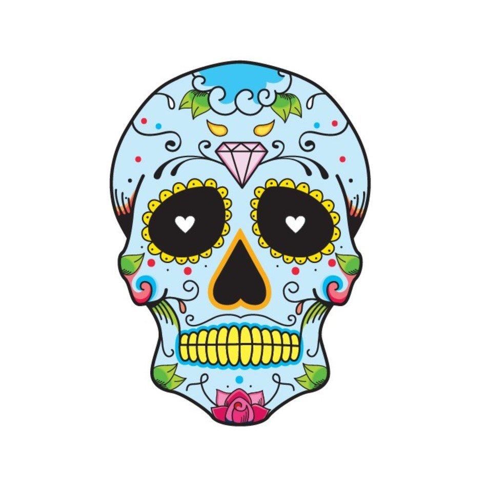 187 Tatuajes De Dise241o Calaveras Mexicanas Free Image