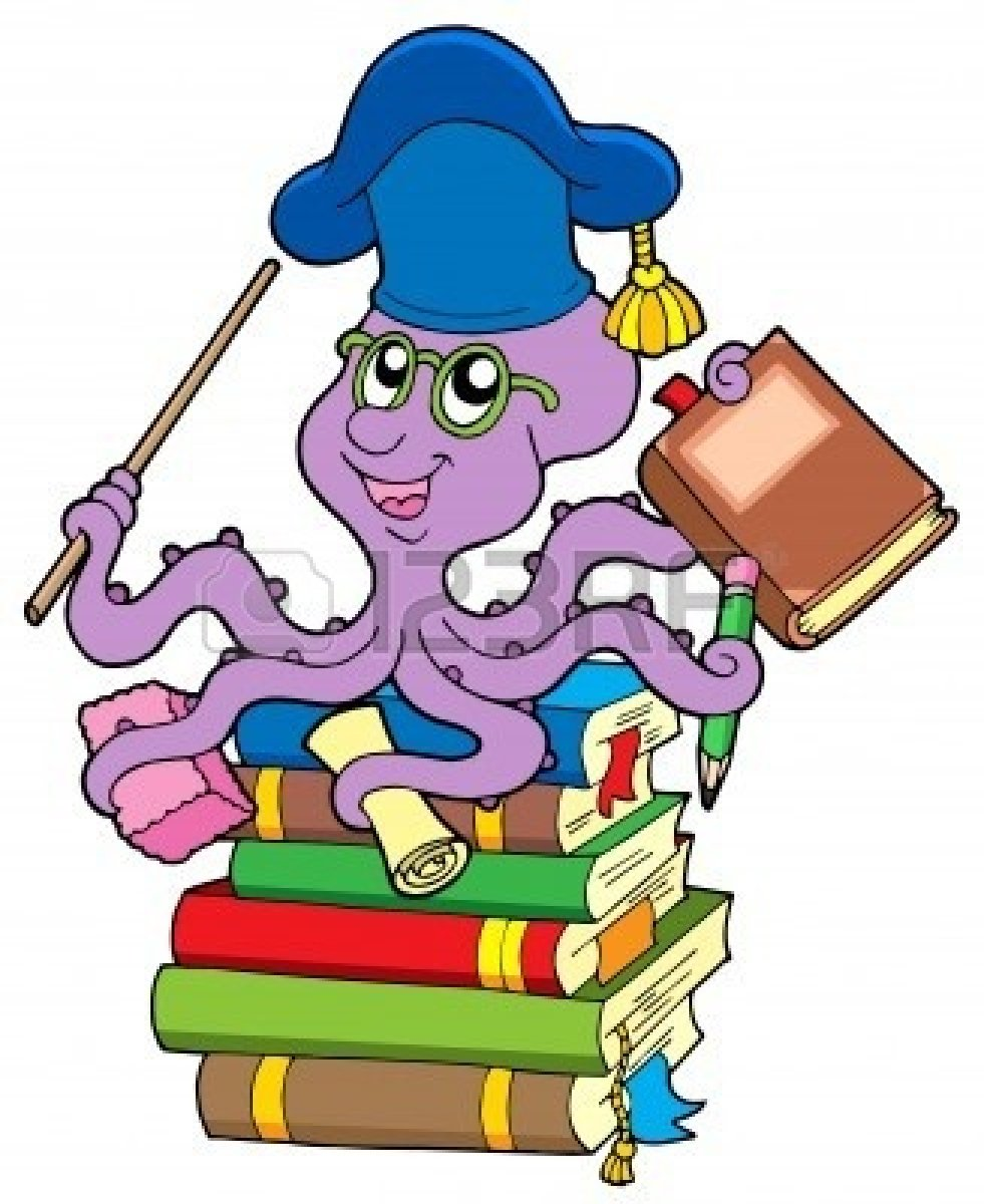 independent reading teacher clipart free image
