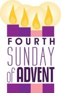 Fourth Sunday Of Advent drawing