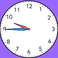 50 Blank Analog Clock Frees That You Can Download To