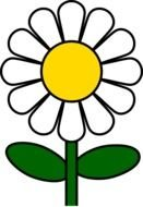 Daisy Clipart drawing