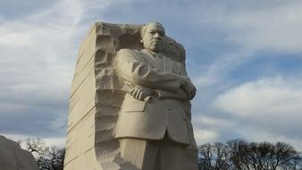 martin luther king memorial in washington