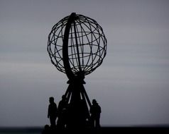 north cape landmark