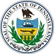 emblem of Pennsylvania state