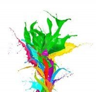 Paint Splash drawing