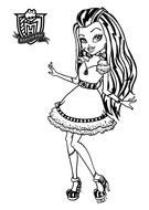cute Monster High drawing