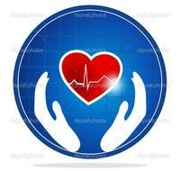 Clipart of Health Care Symbol