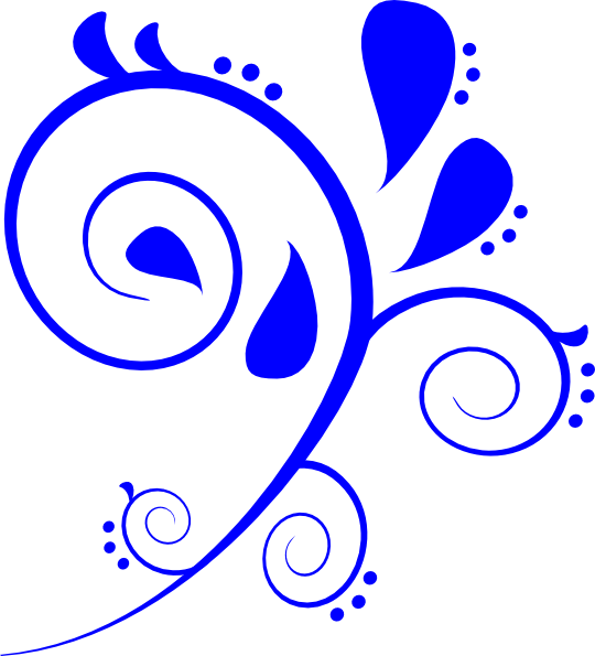 simple swirl vector - 540×595