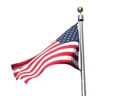 Clipart of Usa Flag