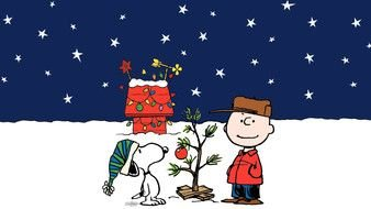 Charlie Brown Winter drawing