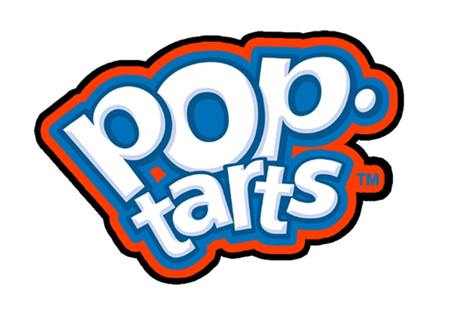 Pop Tarts Logo drawing