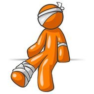 Back Safety Clipart drawing