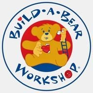 logo with teddy bear