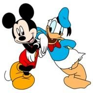 Disney Mickey And Friends 3 Galore clipart