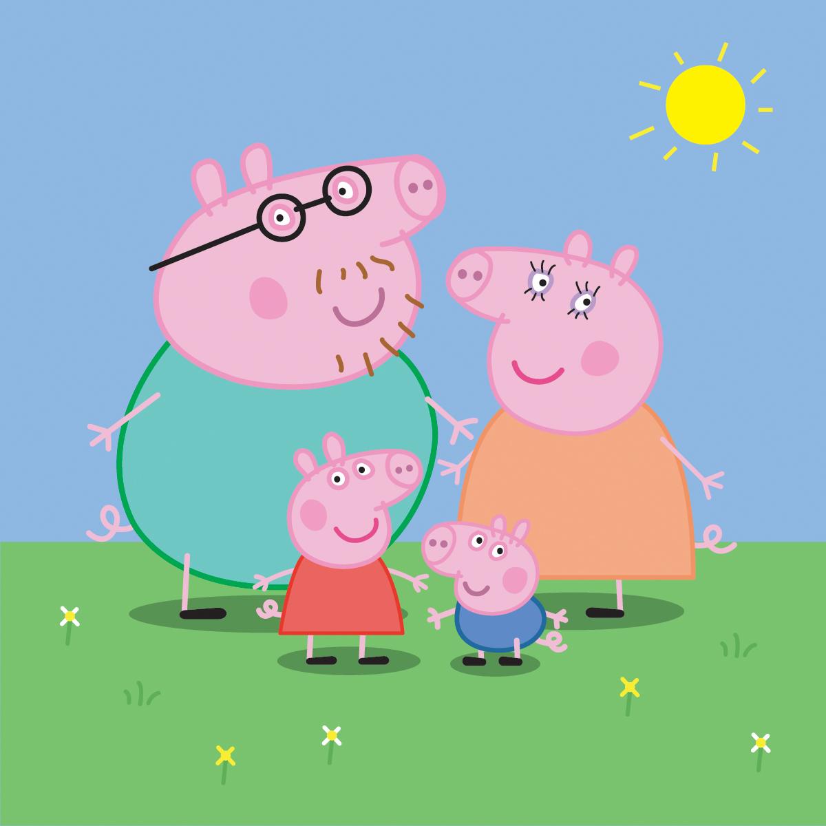 Свинка пеппа картинки для детей