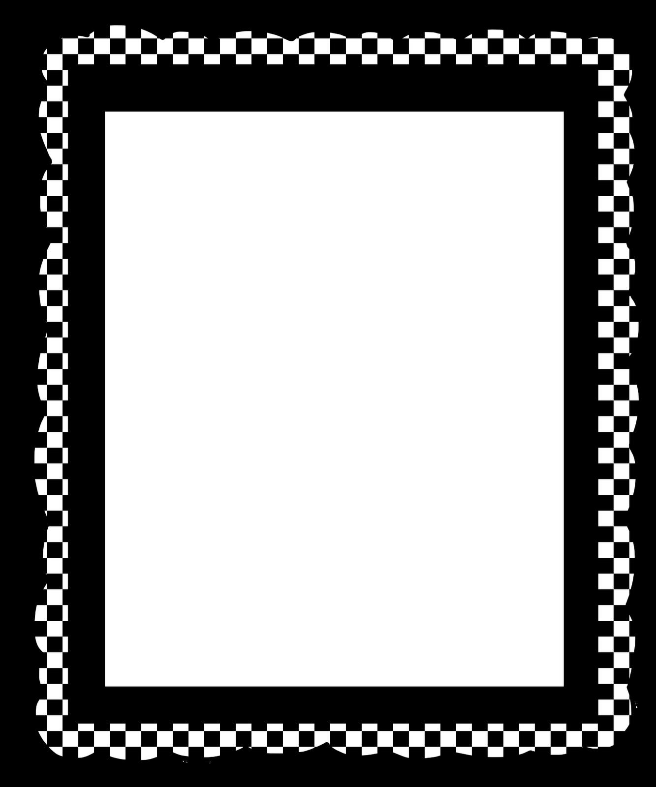 Free Borders Border Clip Art Free Animations Clipart - HD1333×1600
