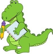 Clipart of Florida Gator