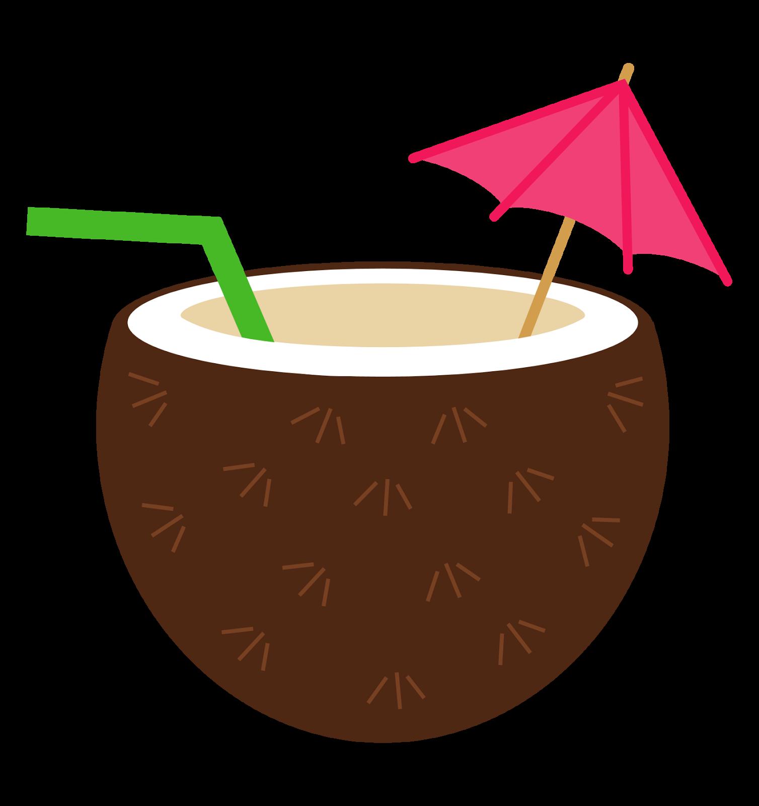 Cocktail Clipart Border
