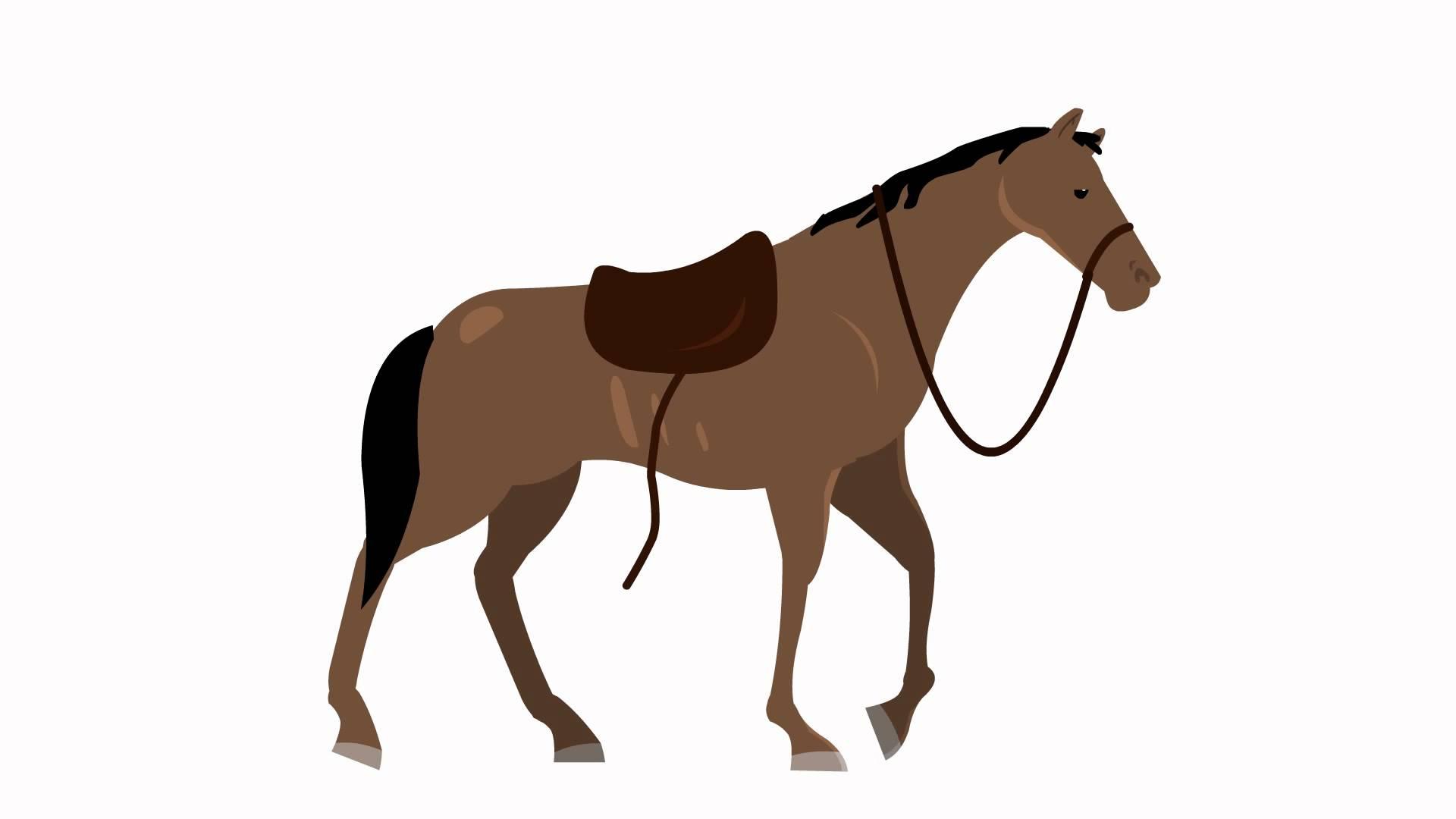 Лошадь гифка без фона, поздравления маме